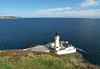 Isle of Man Coast and Lighthouse