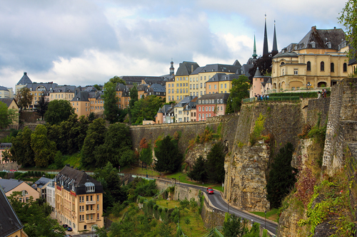 Luxembourg: Luxembourg City