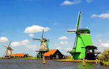Netherlands: Dutch Windmills and Historic Site